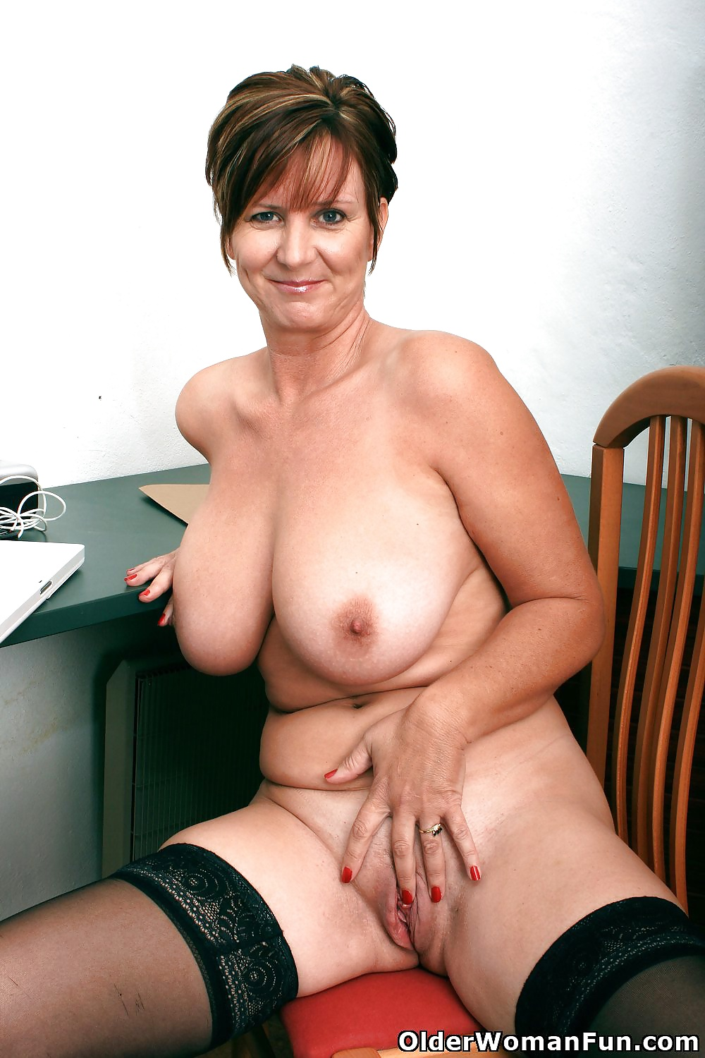 Opinion Mature granny joy porn consider, that