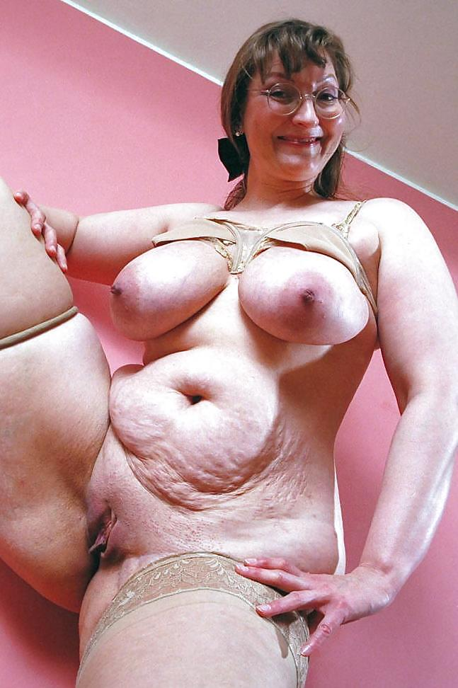 Fat naked grannys