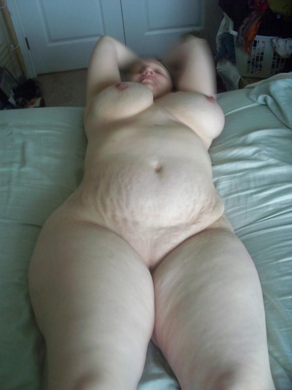 Drugged sleeping anal clip