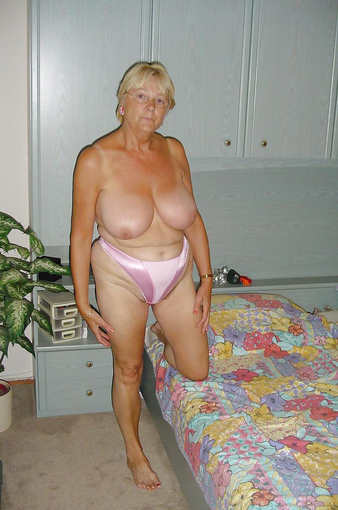 Hot Mature Amateur 6