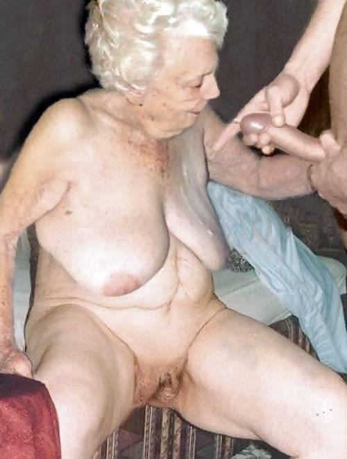 Priorities Nasty granny gallery