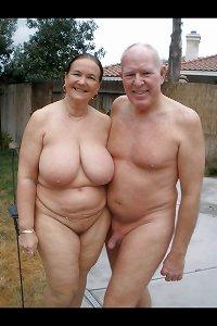 Nackt oma opa Opa Und