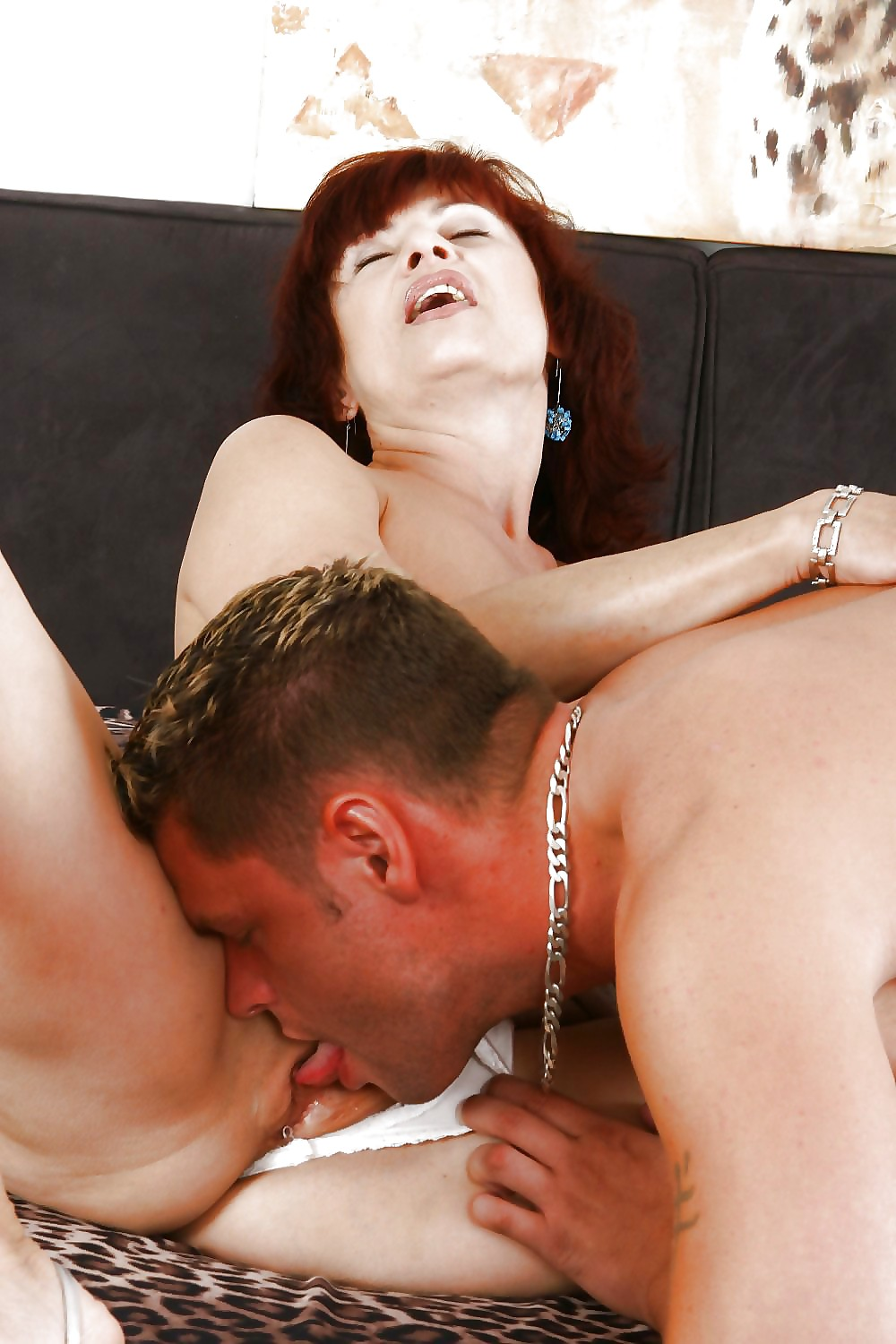 Hot mature lovers