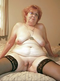 MATURE AND GRANNIES 95